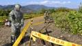 Concluye la eliminación de minas alrededor del JSA
