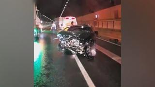 벤츠 고속도로 역주행 운전자, 5개월만에 구속