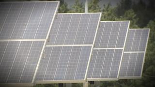 산에도 저수지에도 태양광…환경 파괴 논란