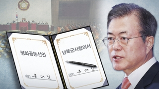 평양공동선언 비준안 의결…다음주 관보 게재 후 발효