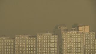 변화무쌍 가을 날씨…먼지 끼고 돌풍에 비까지