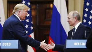 트럼프-푸틴, 다음달 11일 파리에서 정상회담