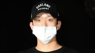 '협박ㆍ강요' 구하라 전 남친 구속심사 법원 출석