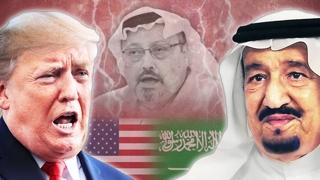 """트럼프 """"최악의 은폐""""…사우디 첫제재 조치"""