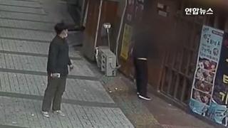 [영상] 경찰 앞에서…'대담한' 절도범의 운명은