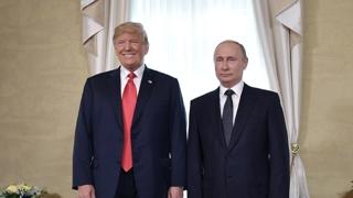 """트럼프 """"푸틴과 정상회담, 프랑스 아닌 G20 정상회의 때 할듯"""""""