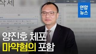 [영상] 양진호 회장 체포…폭행·강요에 마약혐의도