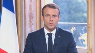 프랑스 마크롱 대통령 테러 모의한 극우세력 6명 체포