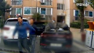 """[영상] """"나와!""""...비번인 형사 외출하다 절도범 검거"""