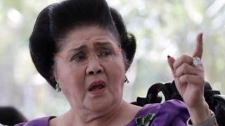 필리핀 '사치의 여왕' 이멜다, 최고 77년형 선고