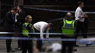 호주 멜버른 도심서 흉기 난동, 3명 사상…IS, 배후 자처