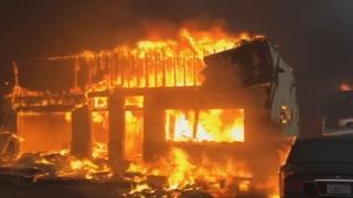 미국 캘리포니아 역대 최악 산불…30만명 대피