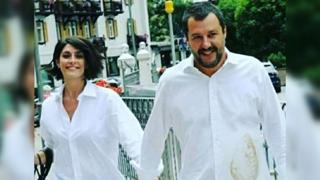 이탈리아 실세 부총리의 굴욕…여자친구에게 공개적으로 차여