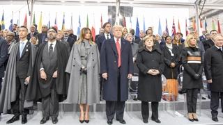 세계 정상들, 파리서 트럼프 일방주의 강력 성토