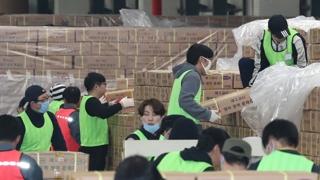 전국 시험지구로 수능 문제지 수송…모레 예비소집