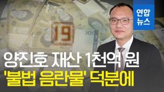 [영상] 양진호 수익원은 '불법 음란물'...징벌적 과징금 부과 추진