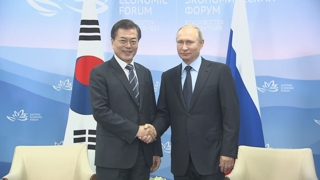 문 대통령, 싱가포르 다자외교 돌입…14일 푸틴과 회담