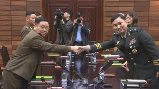 남북 군사합의 이행 '진도'…철도연결은 '제자리'