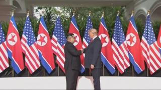 """미 국무부 """"북미 고위급회담 다시 기대"""""""