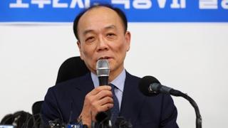 """전원책 """"혁신 거부하는 한국당, 미련 없어"""""""