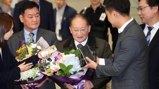 북한고위급 리종혁 등 5명 도착…나흘간 체류
