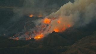 미 캘리포니아 산불 피해지역 주민 100여명 여전히 실종상태
