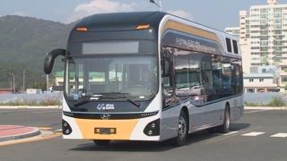 오늘부터 서울서 첫 전기버스 운행…연내 노선확대