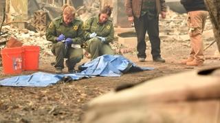 미 캘리포니아 산불 사망자 59명…100여명 실종