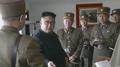 Kim Jong-un assiste au test d'une nouvelle arme de pointe