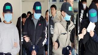 '추락사 인천 중학생' 집단폭행 10대 4명 구속