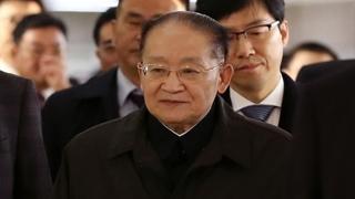 북한 리종혁 3박 4일 방남 마치고 귀국