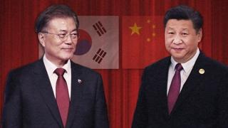 문 대통령, 잠시 후 시진핑과 정상회담…북한 비핵화 논의