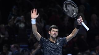 [테니스] 조코비치-츠베레프, ATP 파이널스 결승 맞대결