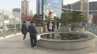 서울로 이상한 나라의 앨리스 세상…인형극 퍼레이드