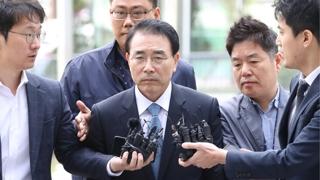 '신한은행 채용비리' 조용병 회장 오늘 첫 재판