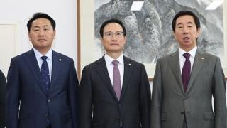 꽉 막힌 정국…여야, 국회 정상화 합의 불발