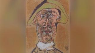루마니아서 발견된 피카소 작품은 '가짜'
