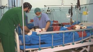 아프간 카불서 자살폭탄 테러…40명 이상 숨져