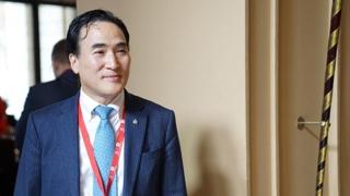 문 대통령, 김종양 인터폴 총재 선출에 축하 메시지