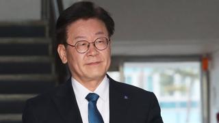 검찰, 이재명 기소…부인 김혜경씨는 불기소