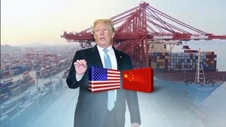 """트럼프 """"중국과 생산적 대화""""…""""중대 발표"""" 예고"""