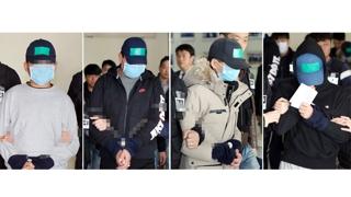 '인천 중학생 집단폭행 추락사' 10대 4명 구속기소