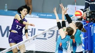 [프로배구] 이재영, 박정아에 판정승…흥국생명 2위 점프