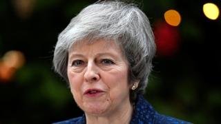 메이 영국 총리, 신임투표서 승리…총리직 유지