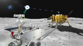 '달 뒷면 착륙시도' 중국 탐사선, 달 궤도 진입 성공