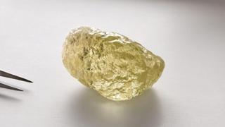 북미 최대 552캐럿 다이아몬드 캐나다서 발굴