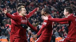 [EPL] 맨유 완파한 리버풀…리그 1위 탈환