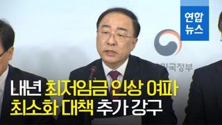 [영상] 정부 내년 경제활력 올인… 車개소세 인하