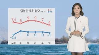 [날씨] 중국 스모그 또 유입…내일 종일 뿌연 하늘