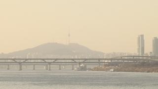 중국발 먼지 또 온다…주말까지 공기질 비상